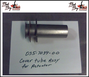 Cover Tube Assy for Actuator - Bad Boy Part# 035-7039-00