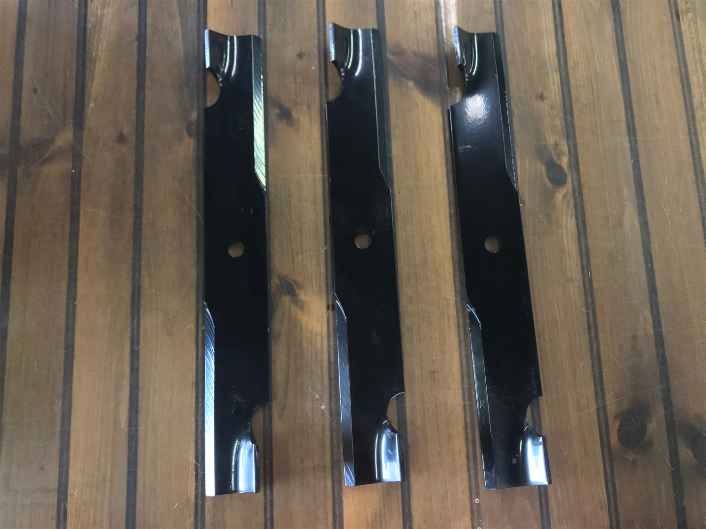 10PK Oregon 93-005 Blades for Bad Boy 038-3000-00 038-4820-00 038-4826-00