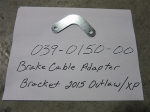 Brake Cable Adapter - Bad Boy Part# 039-0150-00