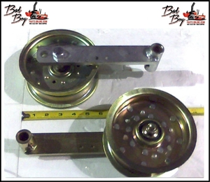 Deck Idler Assy-Pup/Lightning - Bad Boy Part # 039-6945-98