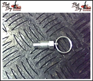 Pull Pin - Foot Assist w/Ring - Bad Boy Part # 040-5000-00