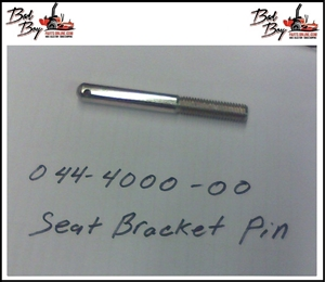 Seat Bracket Pin - 2008 Models - Bad Boy Part # 044-4000-00