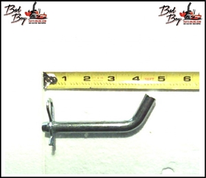 Bent Hitch Pin-Slide-in Hitch - Bad Boy Part # 044-5005-00