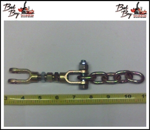 5 - Link Adjustable Deck Hanger - Bad Boy Part # 047-5000-00