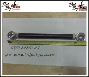 2015 ZT/CZT Toplink/Turnbuckle -Bad By Part# 048-6060-00