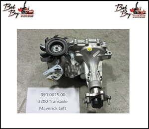 3200 Transaxle-EZT - Left - Bad Boy Part# 050-0075-00