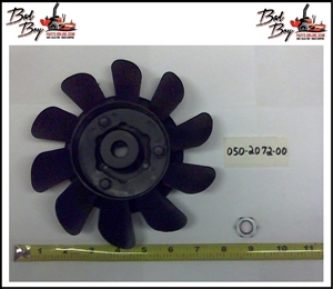 Fan/Pulley Kit for CZT - Bad Boy Part # 050-2072-00