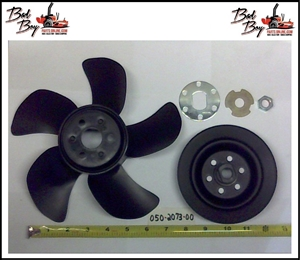 Fan/Pulley Kit for Outlaw - Bad Boy Part # 050-2073-00