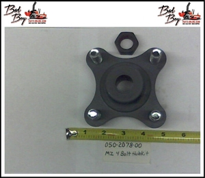 MZ 4 Bolt Hub Kit - Bad Boy Part # 050-2078-00