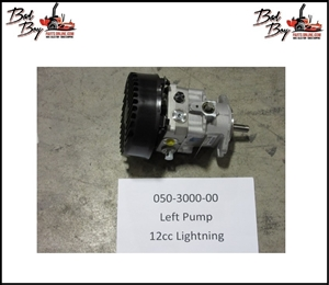 Left Pump 12cc - Lightning - Bad Boy Part # 050-3000-00