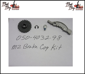 MZ Brake Cog Kit - Bad Boy Part # 050-4032-98