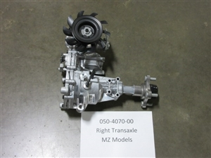 2017 EZT Transaxle - Right Side / 050-4070-00