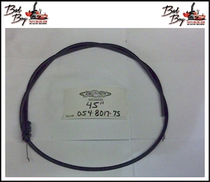 Throttle Cable - Bad Boy Part #055-8017-75