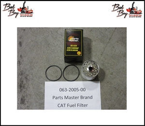 Parts Master Fuel Filter 73166 - Bad Boy Part # 063-2005-00