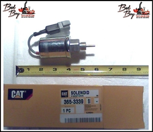 Fuel Shut Off Solenoid for Cat - Bad Boy Part # 063-3002-00