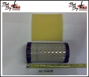 21hp Briggs Air Filter and Precleaner - Bad Boy Part # 063-4026-00