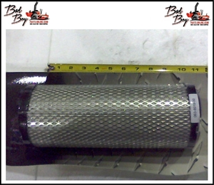 Canister Air Filter Outer 2010 & Older - Bad Boy Part # 063-8019-00