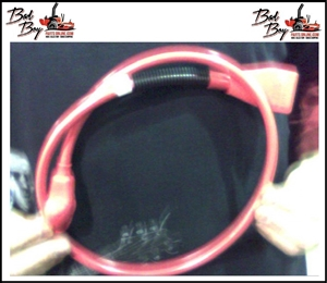 Bad Boy Red Battery Cable Diesel