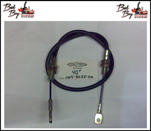 Bad Boy Short Brake Cable
