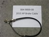 "2015 XP Brake Cable-33"" - Bad Boy Part# 064-9000-00"