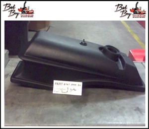 3 Gallon Fuel Tank/MZ/2012 EPA -Bad Boy Part# 067-2000-50