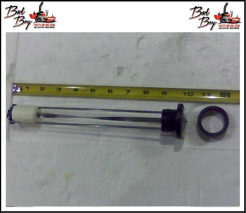 Fuel Gauge And Grommet Bad Boy Part 067 4025 00