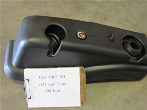 Left Fuel Tank/Outlaw/2012/EPA - Bad Boy Part# 067-5001-50