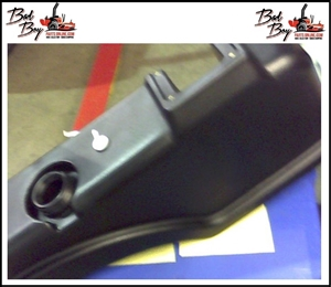 Carb Fuel Tank  Right - Bad Boy Part # 067-7000-11