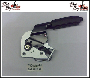 Brake Handle-Stand On - Bad Boy Part # 069-2012-00