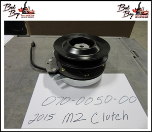 Clutch 2015 Magnum/MZ-5219-98 -Bad Boy Part# 070-0050-00