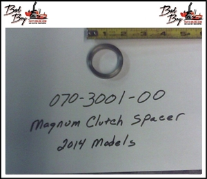 Magnum Clutch Spacer-2014 Model -Bad Boy Part# 070-3001-00