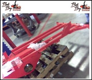 Outlaw Frame - Bad Boy Part # 070-5350-00