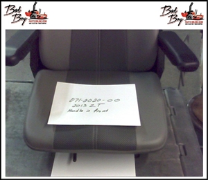2013 ZT Seat - Bad Boy Part  # 071-2020-00