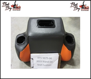 2015 Stand On Seat Cushion - Bad Boy Part# 071-5075-00