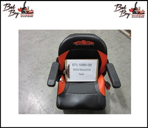 2016 Maverick Seat - Bad Boy Part# 071-5080-00