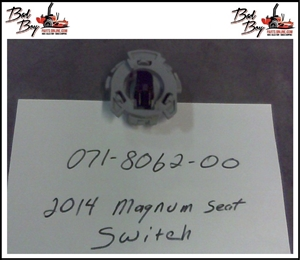2014 Magnum Seat Switch - Bad Boy Part# 071-8062-00
