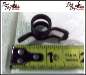 1/2 Hose Clamp -Bad Boy Part# 072-8066-00