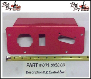 MZ Control Panel - Bad Boy Part# 079-0050-00