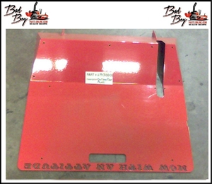 Outlaw Floor Panel - Bad Boy Part # 079-3100-00