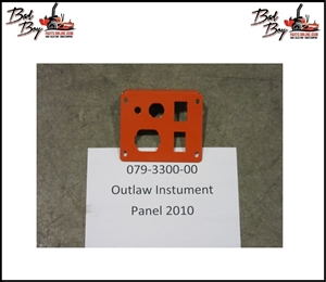Outlaw Instrument Panel 2010 - Bad Boy Part # 079-3300-00