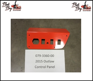 2015 Outlaw Control Panel - Bad Boy Part# 079-3360-00