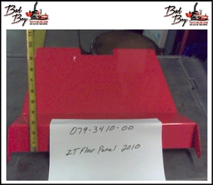 ZT Floor Panel 2010 - Bad Boy Part # 079-3410-00