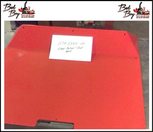 Floor Panel (Pup) 2006 - Bad Boy Part # 079-5340-00