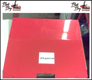Floor Panel (Standard) - Bad Boy Part # 079-6000-00