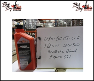 Synthetic Blend Engine Oil - Bad Boy Part# 085-6015-00
