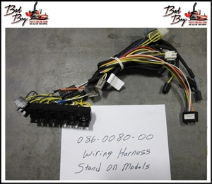 Wiring Harness-Stand On Models - Bad Boy Part # 086-0080-00