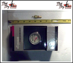 Water Temp Gauge w/ Sender - Bad Boy Part # 086-5000-00