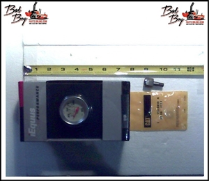 Oil Pressure Gauge with Sender - Bad Boy Part # 086-5001-00
