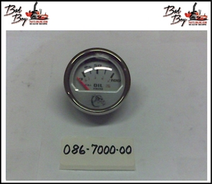 Bad Boy 2 inch Oil Pressure Gauge