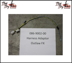 Harness Adaptor-Outlaw FX- Bad Boy Part# 086-9002-00